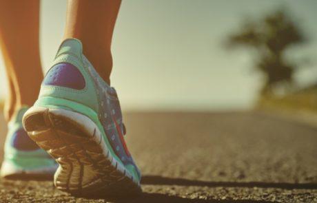ריצה או הליכה? התשובה תלויה במטרה