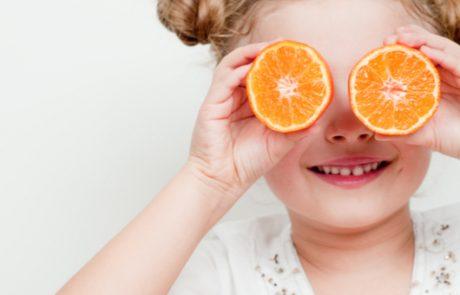 להרגיע את הילדים באמצעות תזונה