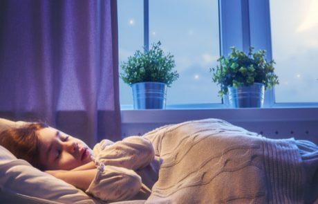 כיצד נרדים את הילדים שלנו תוך דקות