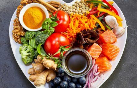 המאכלים הבריאים ביותר ללב שלנו